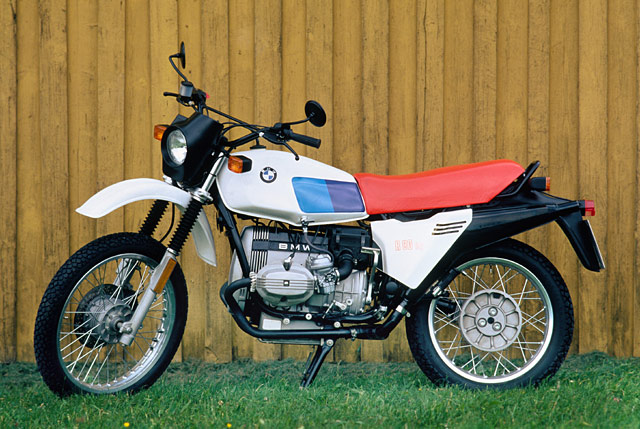 30 Jahre BMW GS
