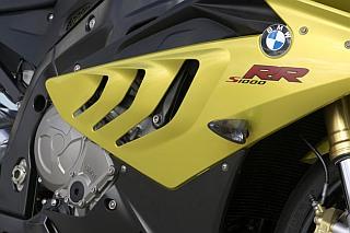 BMW S 1000 RR Test