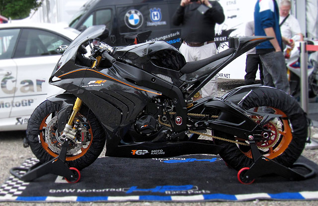BMW Production Racer
