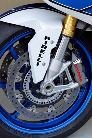 BMW HP4 Räder
