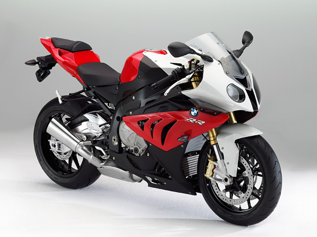 Ducati Motorcycle S Or Bmw Rr
