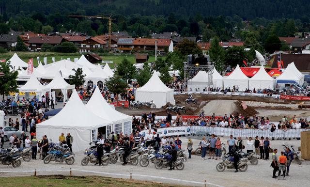 Bmw Motorrad Days Plan Event