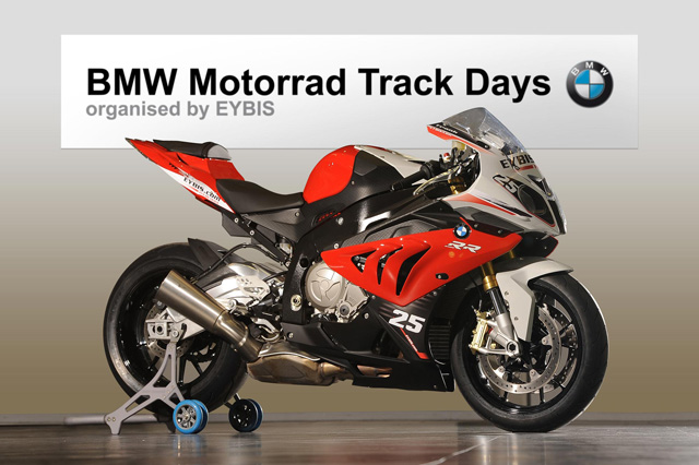 bmw motorrad trackdays