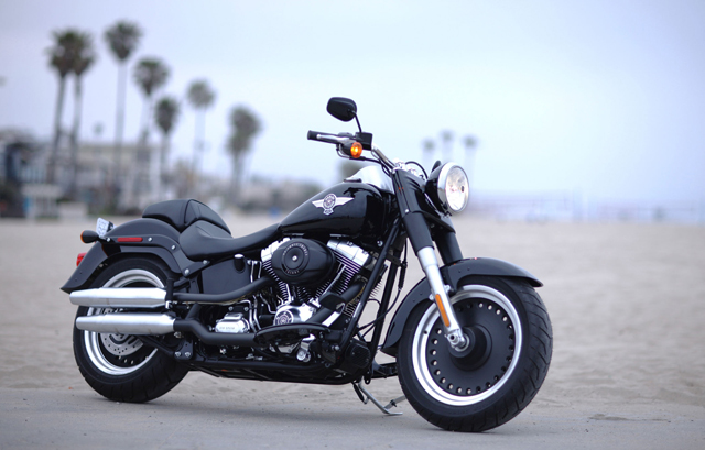 Harley Davidson Fat Boy 2010