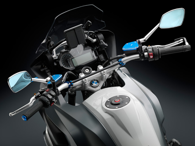 Ducati Diavel Mirrors
