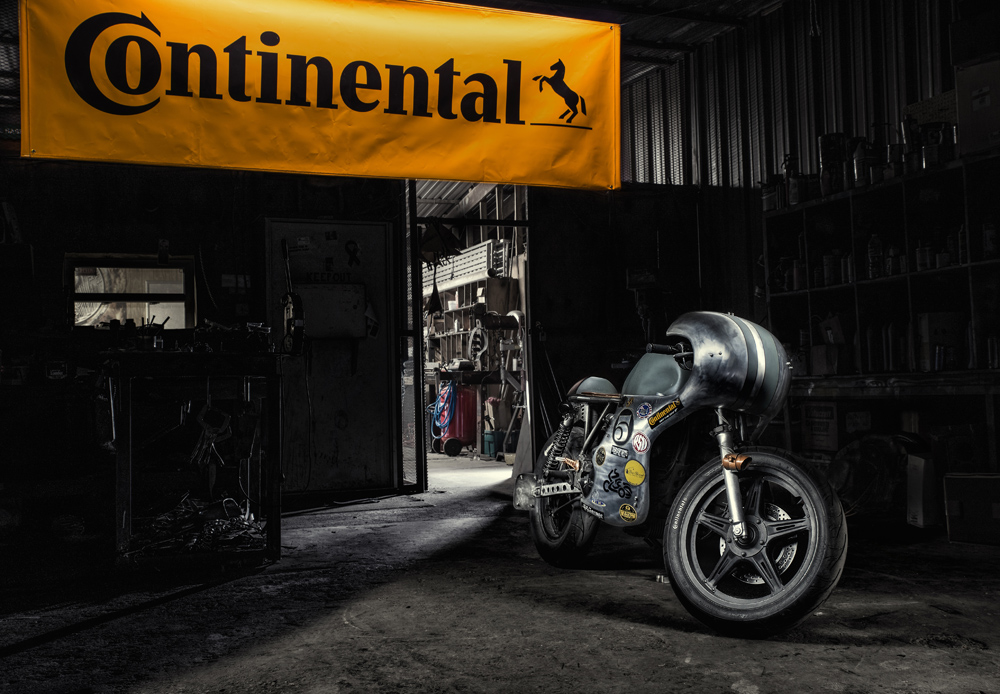 how to start a honda cm 400 cafe racer