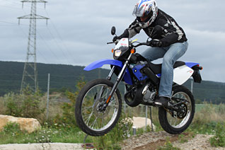 Derbi Senda Enduro