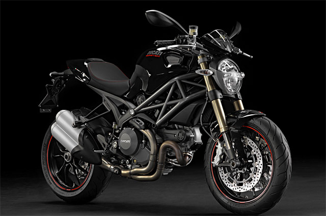 Ducati Monster 1100evo Modellnews