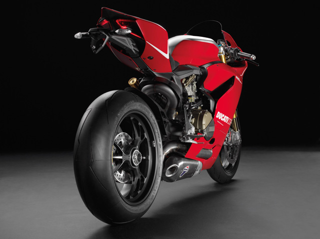 Mapping The Ducati
