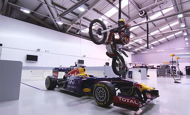 Lampkin Red Bull
