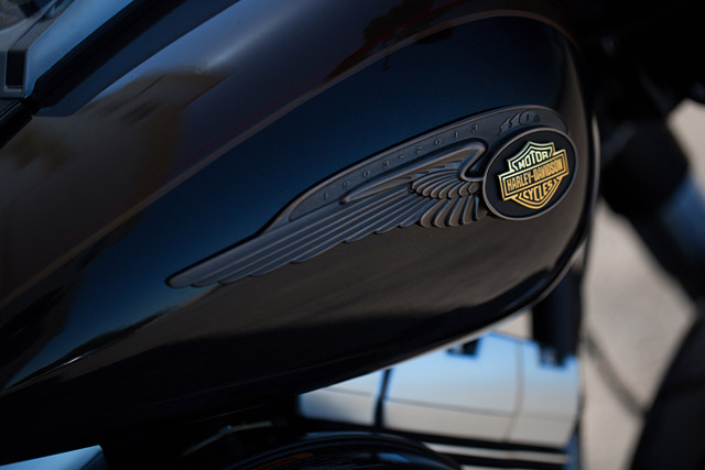 Harley Sondermodelle 2013