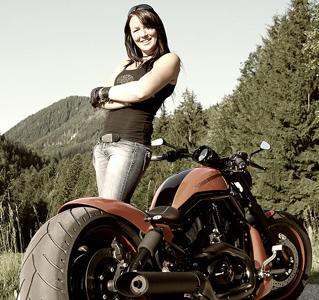 Harley Motodrom - Motorrad News