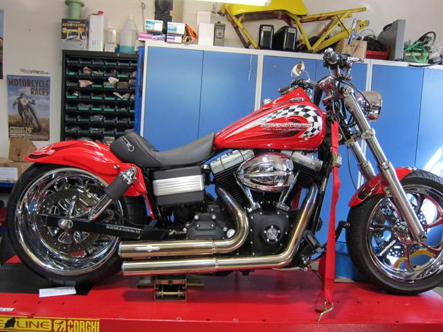Kemeter Harley Umbau