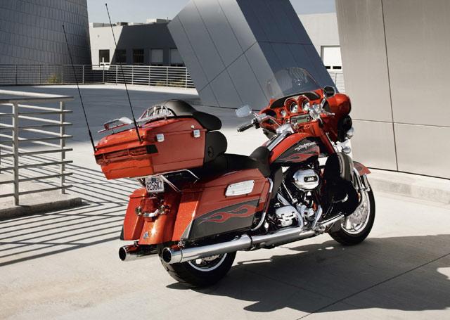 Harley CVO 2010