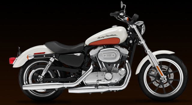 Harley SuperLow