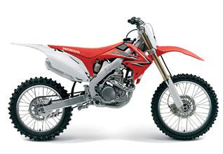 Honda CRF 2010