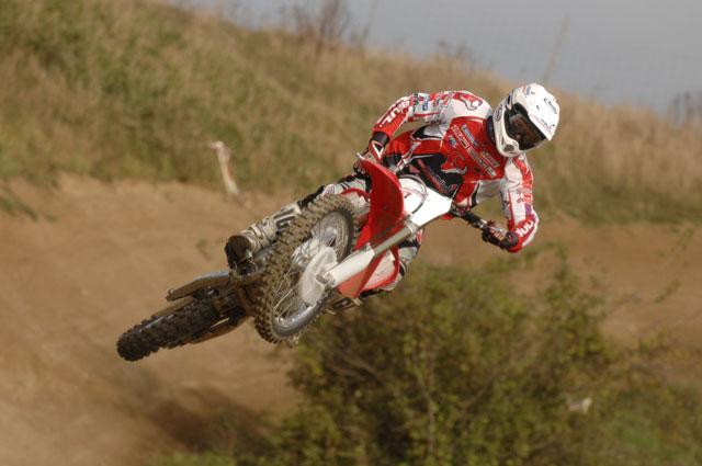 Testbericht Honda CRF250R 2010