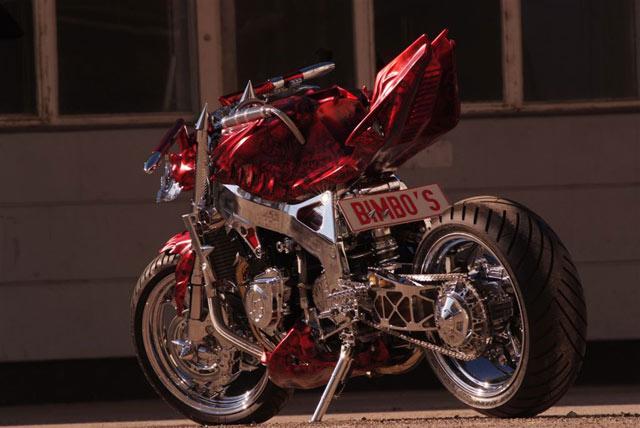 Bimbo's Red Fireblade