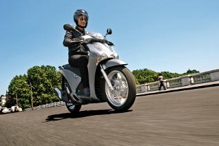 Honda SH150i