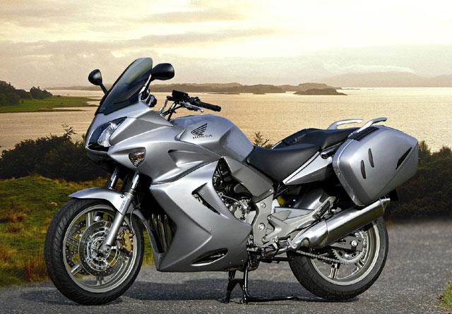 Honda CBF 1000 Silverline