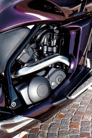 Honda DN-01 Motor