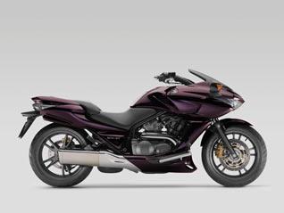 Honda DN-01 purple