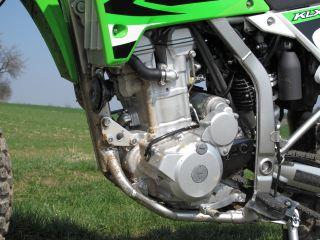 Kawasaki KLX 250 Test
