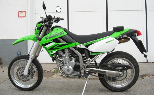 Kawasaki Klxs Tires