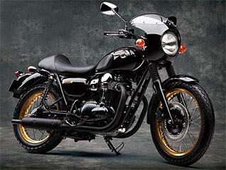 Testbericht Kawasaki W800 Special Edition
