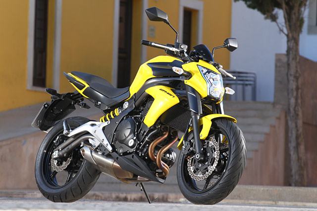 Kawasaki Er 6n 2012 Testbericht