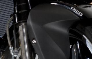 Kawasaki Z1000 2009 Gabel