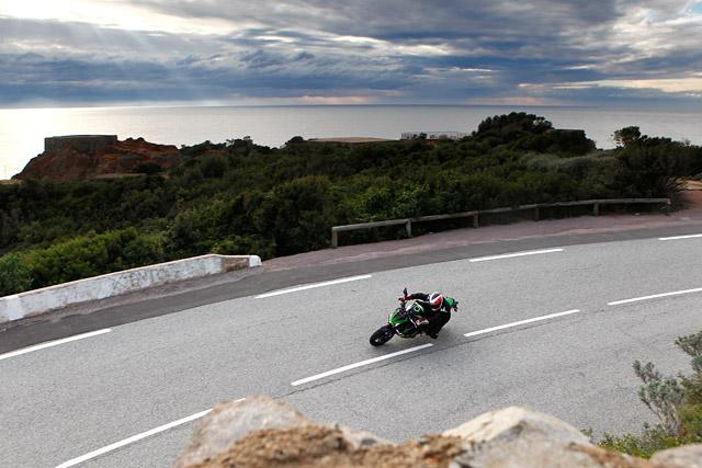 Kawasaki Z800 Monaco