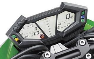 Kawasaki Z800 Tacho