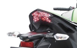 Kawasaki Z800 Heck