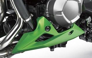 Kawasaki Z800 Motorspoiler