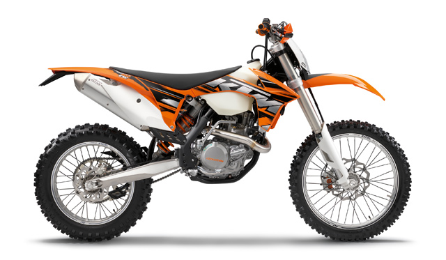 Ktm Freeride  Trials