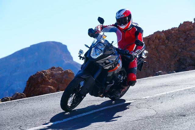KTM 1190 Adventure Test