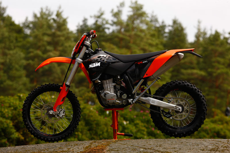 Ktm Enduro R Akrapovic Exhaust