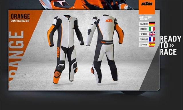 KTM Maßleder Motorrad News
