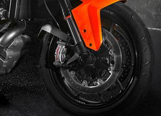 KTM 1290 Super Duke Bremsen