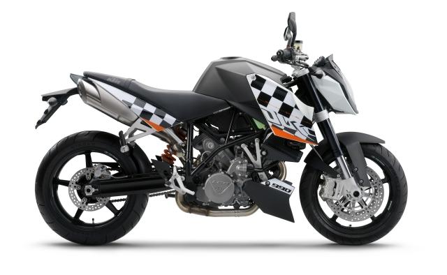 Ktm Superduke Stunt Bike