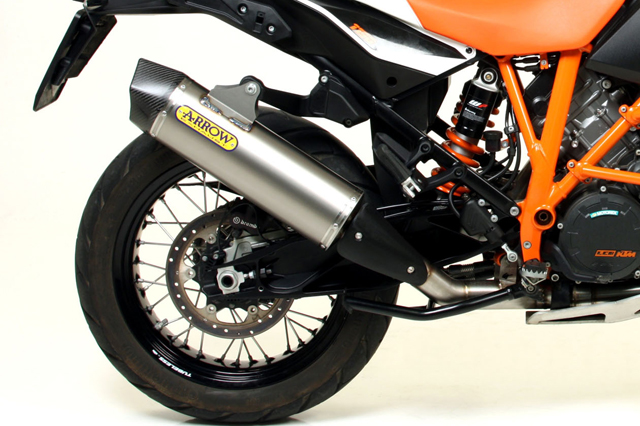 Ktm Adventure Exhaust Wings