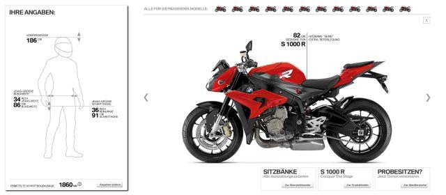 Bmw Sitzhöhen Rechner Motorrad News