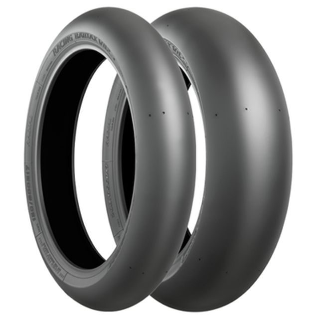 Bridgestone Battlax V-02 Slick Profilbild