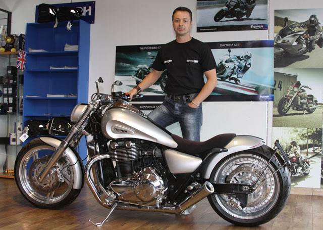 Thunderbird Low Rider Modellnews