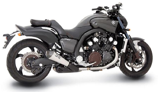 Yamaha Vmax Exhaust