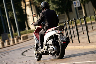 Piaggio Beverly 350 Touring ABS