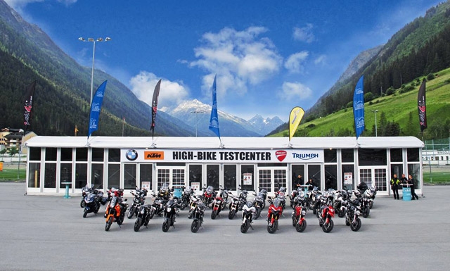 highbike testcenter