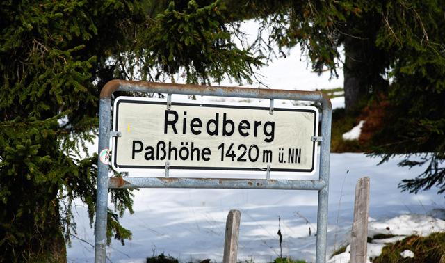 riedbergpass allgäu