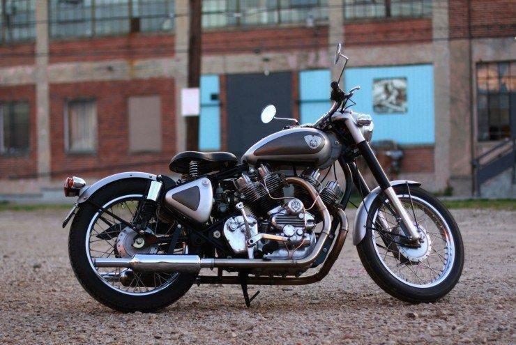 Musket V Twin Motorrad News